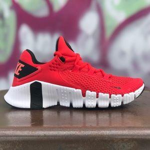 W Nike Free Metcon 4 Cross Training HIIT Gym Shoes